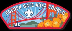 Golden Gate Area Council shoulder patch