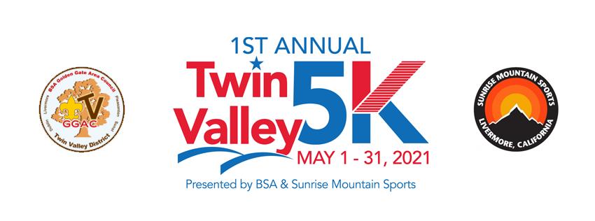 Twin Valley 5K Logo