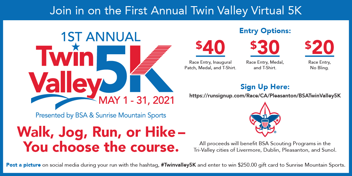 Twin Valley 5k
